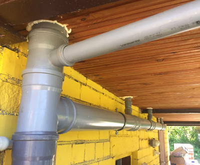 Техника безопасности при устройстве канализации